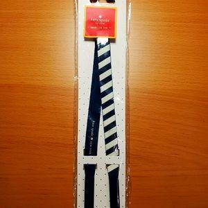 Kate Spade Sunglass Strap Navy Stripe NWT
